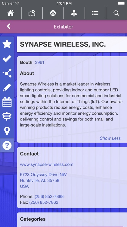 LIGHTFAIR International screenshot-4