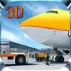シティ空港貨物飛行機のフライトシミュレータゲーム