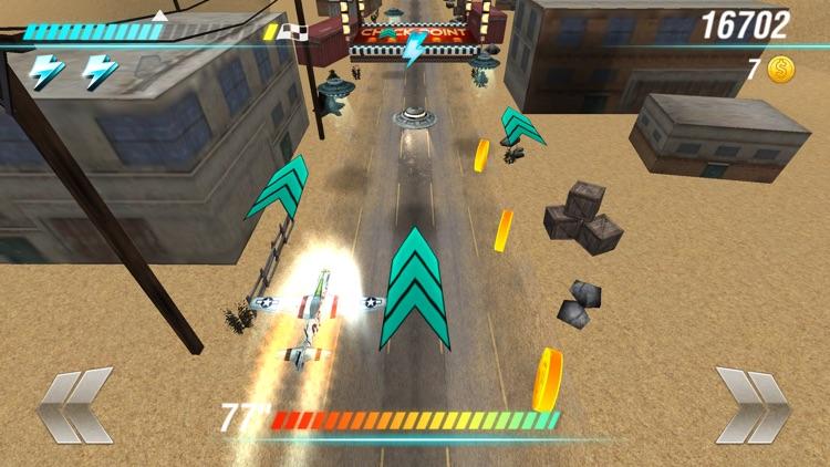 Aircraft Combat 2048 . Fire at Future War vs UFO screenshot-3