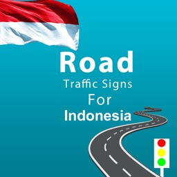 Indonesia Road Traffic Signs