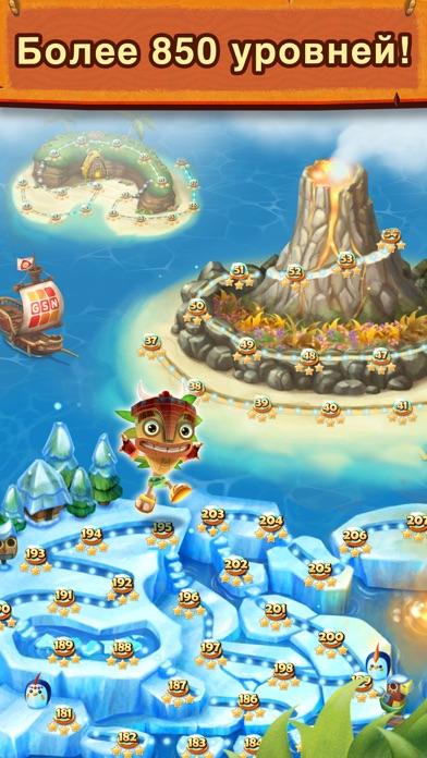 Скриншот Solitaire TriPeaks