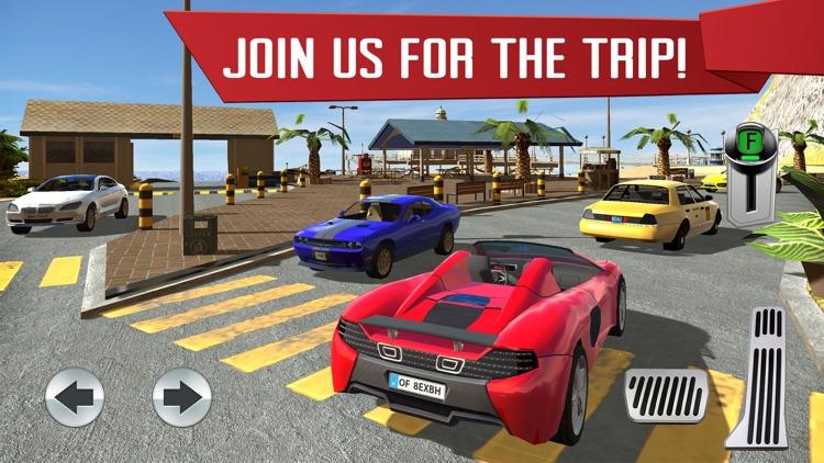 Vacation Tourist: Mountain Road Climb Racing Sim screenshot-4