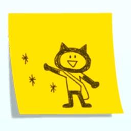 Cat in Stickers!