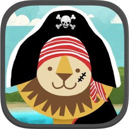 Pirate Preschool Puzzle - Fun Toddler Games