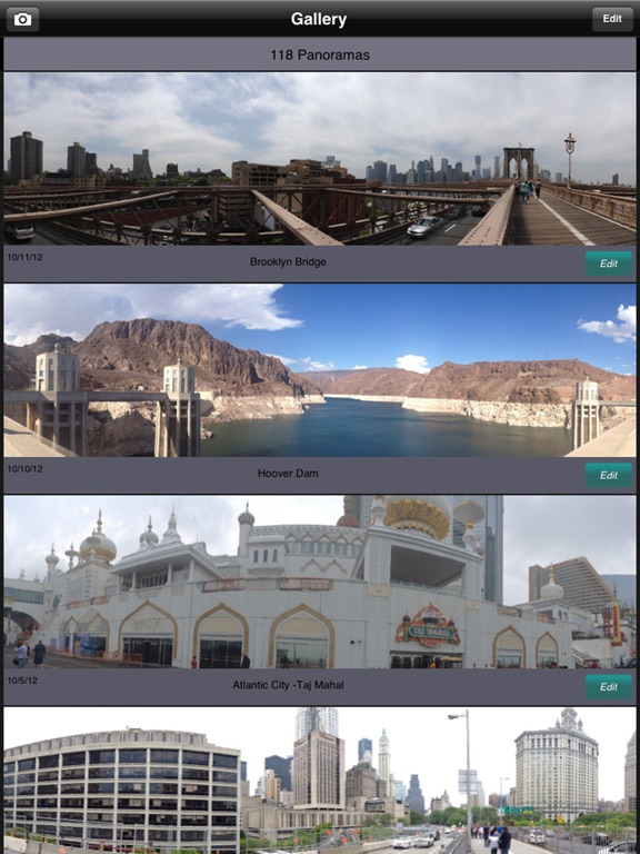 Panorama 360 Screenshots