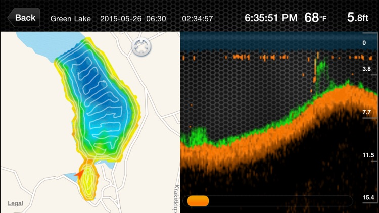 Deeper Smart Sonar screenshot-0