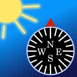 SolarCompass: From NorthStar Navigation