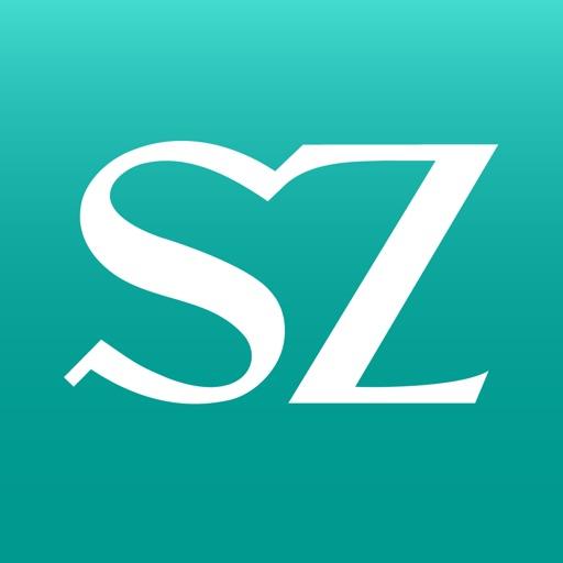 Süddeutsche Zeitung: Zeitungsapp (SZ Plus) app logo