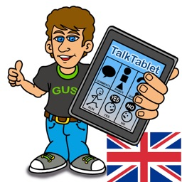 TalkTablet UK AAC/Speech for aphasia, autism etc.