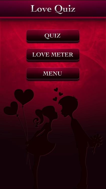 Love Quiz!