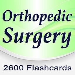 Orthopedic Surgery 2600 Flashcards & Exam Quiz