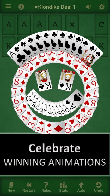 Solebon Solitaire – 50 Card Games screenshot-3