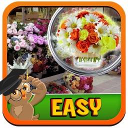 Flower Shop Hidden Object Games