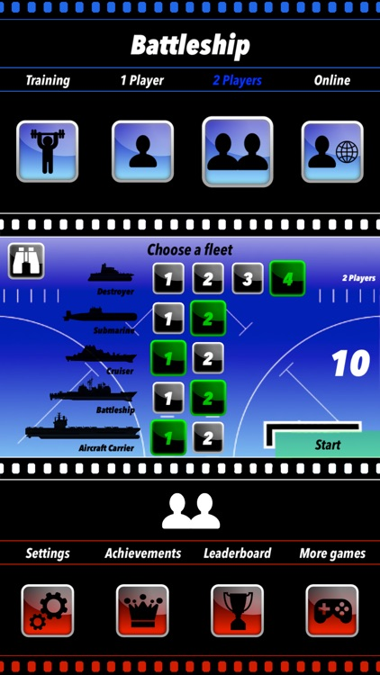 Battleship Multiplayer Sea Battle - 2 Player Games app image