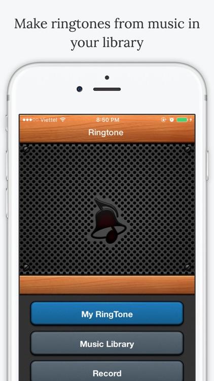 iTone - Create Your Ringtones