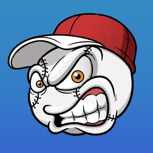 BaseballMoji - baseball emojis & stickers pack