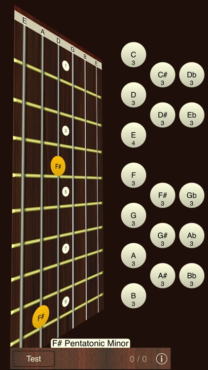 Guitar Sight Reading Trainer screenshot-3