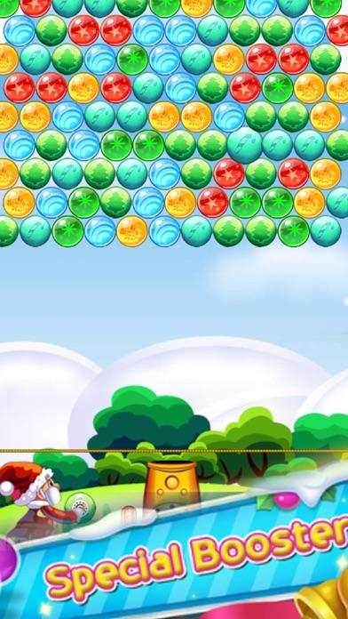 Ball Shooter - Santa Shoot Edition screenshot two