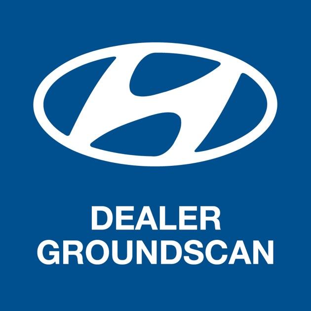 Hyundai Motor Finance Dealer Groundscan On The App Store