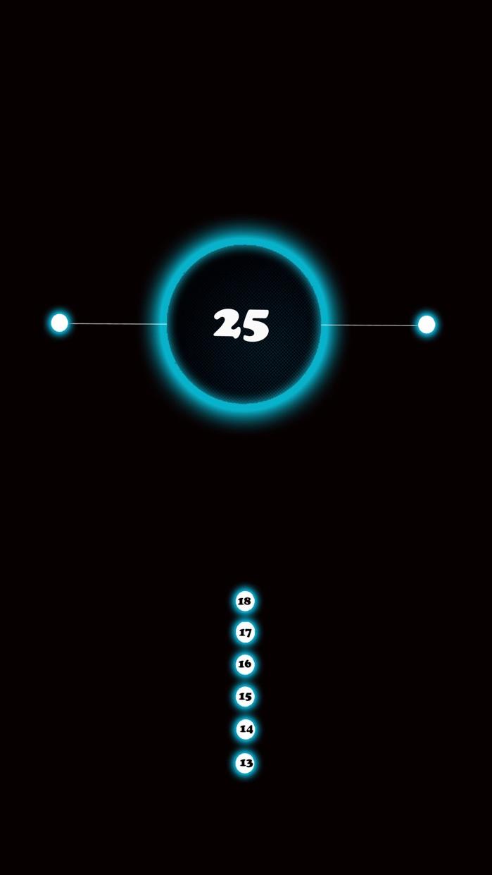 Glare Dots, Crazy Rush to Shoot Dots Screenshot
