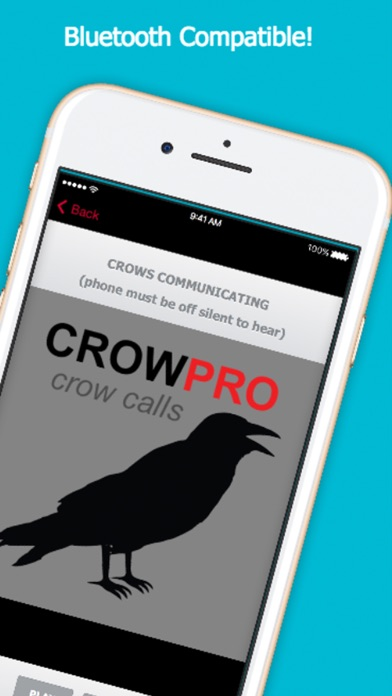 Screenshot for Crow Calls for Hunting in Canada App Store