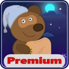 Teddy Bears Bedtime Stories. Premium icon