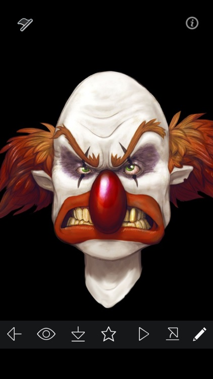 Clown Face WallpaperS HD, Funny Evil Pictures Free