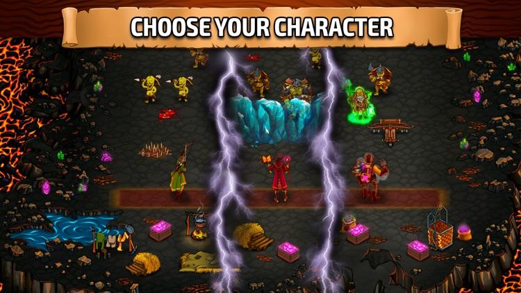 Goblins: Dungeon Defense screenshot-0