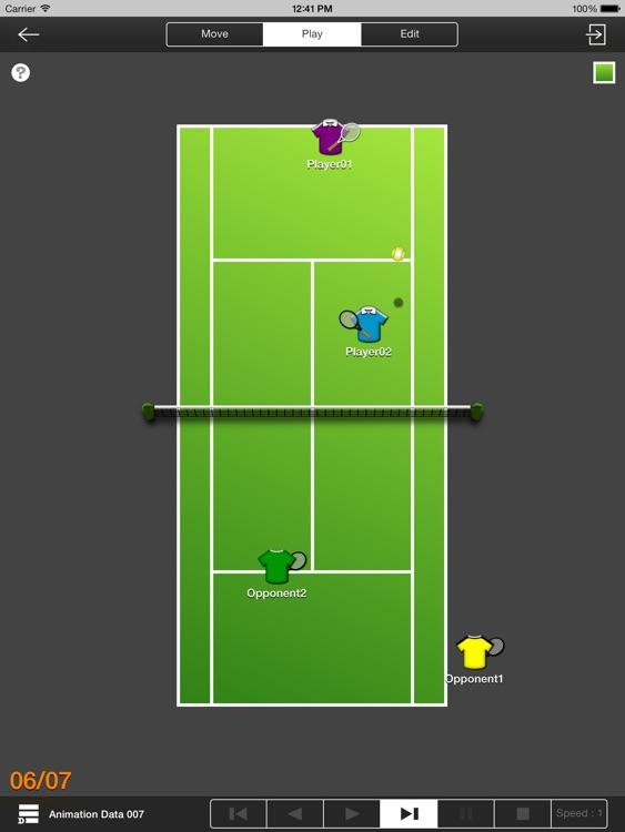 TennisTacticsPad screenshot-3