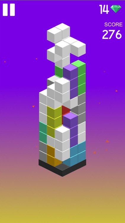 Cube - 3D Block Classic Games screenshot-1