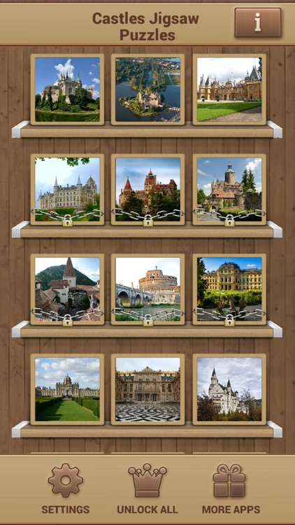 Castles Jigsaw Puzzles screenshot-1
