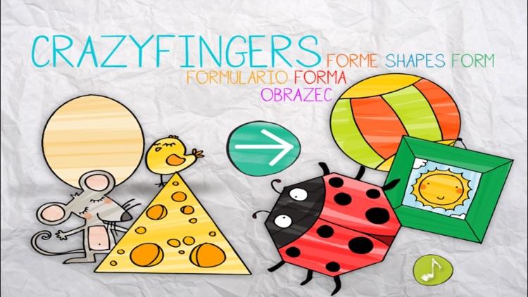Turutu Crazyfingers Shapes