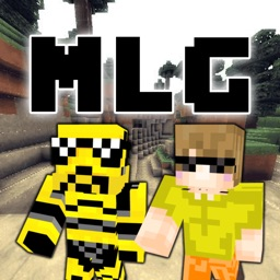 MLG Skins - Best Skins for MCPE & PC Edition