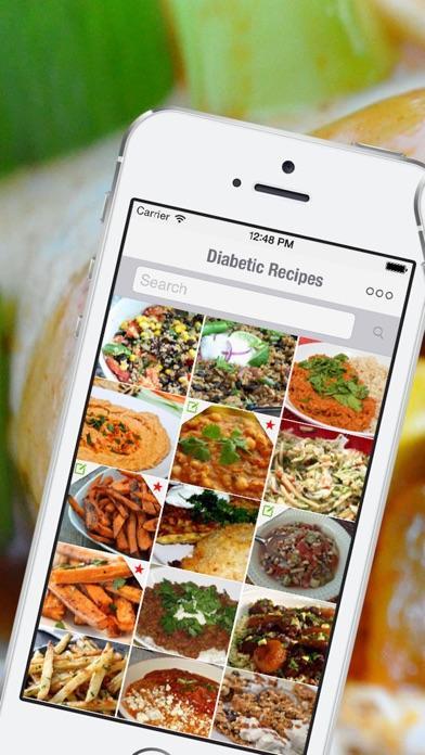 100+ Diabetic Recipes