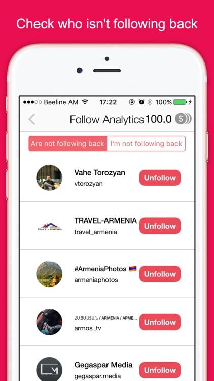 Instakiller - Analytics for Instagram screenshot-3