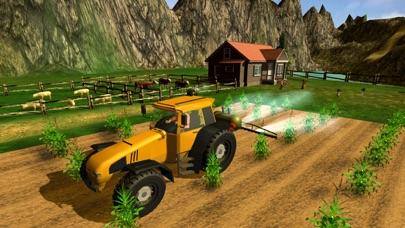 重いトラクター農民シム 2017: 農業の冒険のおすすめ画像2
