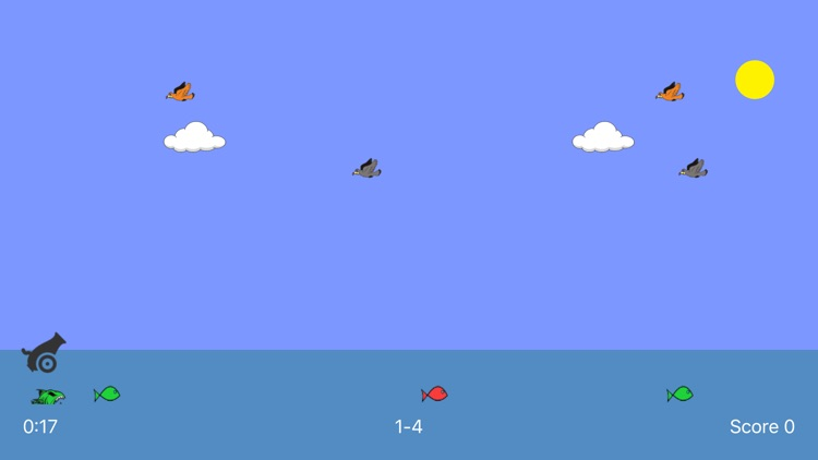 Furious Fish Revenge screenshot-2