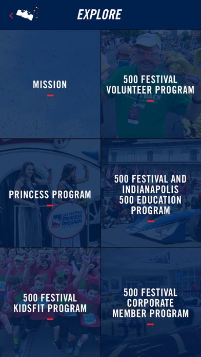 500 Festival screenshot 3
