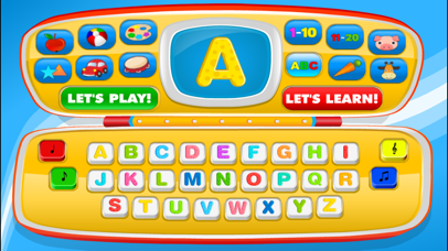 Baby learning: Toddler games for 1 2 3 4 year olds screenshot 3