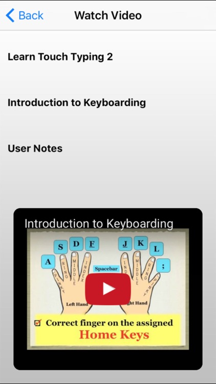 Learn Touch Typing screenshot-3