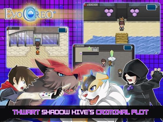 Скачать игру EvoCreo - A Monster Capture RPG