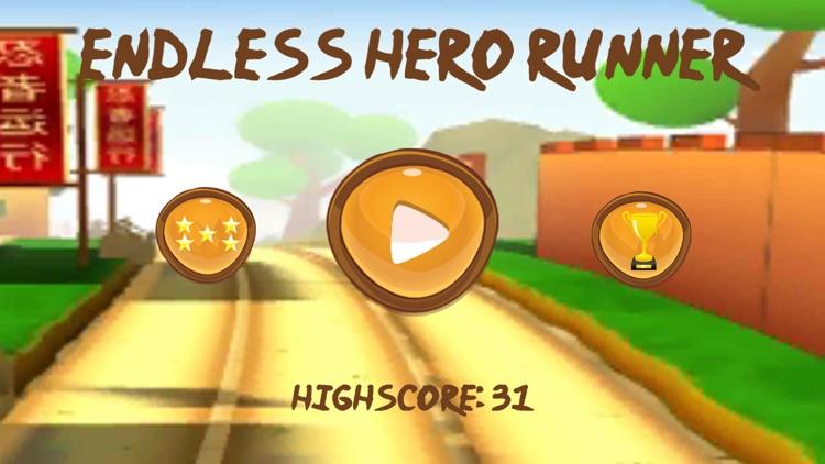 Endless Hero Runner