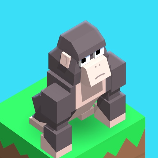 Save Gorilla - Endless Arcade Chase Challenge