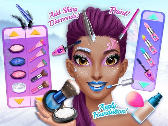 Скачать игру Princess Gloria Makeup Salon - No Ads