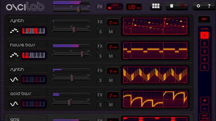 Oscilab screenshot-0