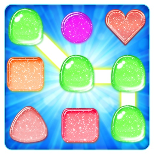 Jelly Shooter - Match 3 Crush Game