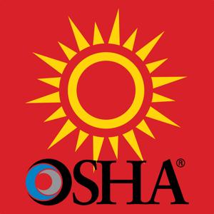 OSHA Heat Safety Tool Weather app
