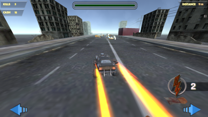 Zombie Road Mayhem screenshot one