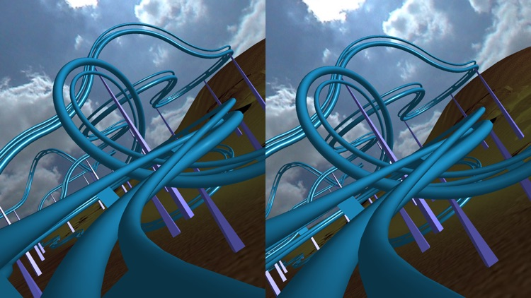 Coaster! VR Stereograph. screenshot-4