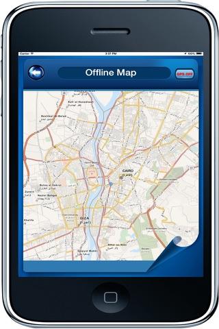 Kuala Lumpur Malaysia - Offline Travel Maps - náhled